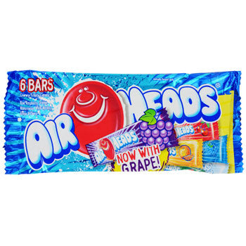 Airheads, 6-ct. Pack