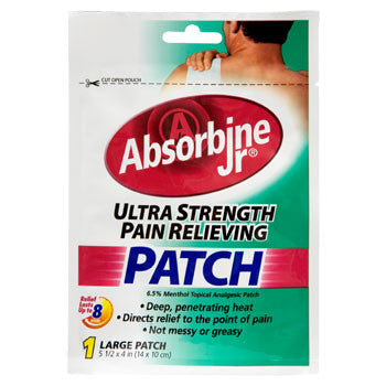 Absorbine Jr. Ultra-Strength Pain Relieving Patch