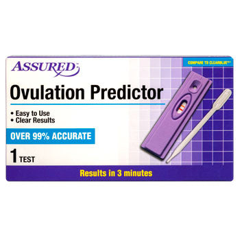 New Choice Ovulation Predictor