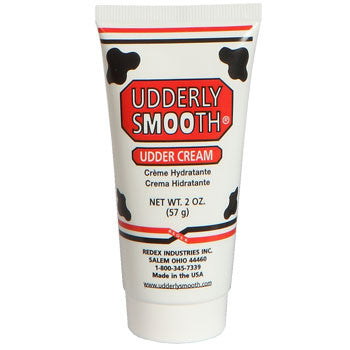 Udderly Smooth Udder Cream and Body Lotion, 2 oz.