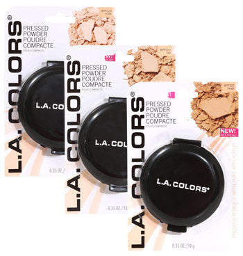 L.A. Colors Expressions All-N-One Cosmetic Pencil and Pressed Powder