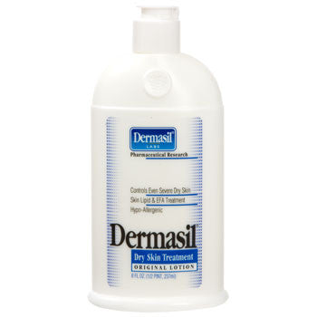 Dermasil Dry Skin Treatment Lotion, 8-oz. Bottle