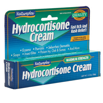 Natureplex Hydrocortisone Cream