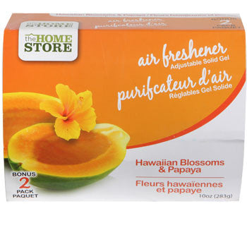 Bright Air Hawaiian Blossoms and Papaya Air Fresheners, 2-ct. Pack