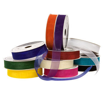 Bright Sheer Ribbon, 6-Yard Spool