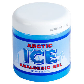 Arctic Ice Analgesic Gel, 8 oz.