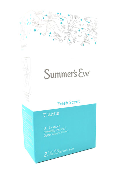 Summer's Eve Fresh Scent Douche, 2 ct.
