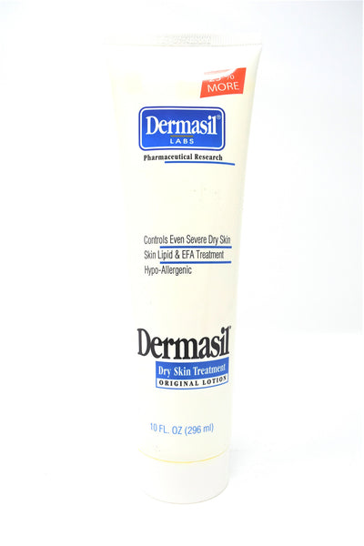 Dermasil Labs Dry Skin Treatment Original Lotion, 10 oz.
