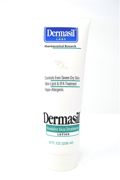 Dermasil Labs Sensitive Skin Treatment Lotion, 8 Oz.