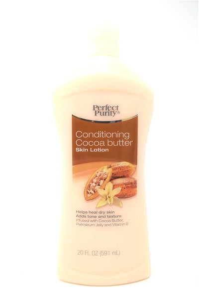 Perfect Purity Conditioning Cocoa Butter Skin Lotion, 20 oz.