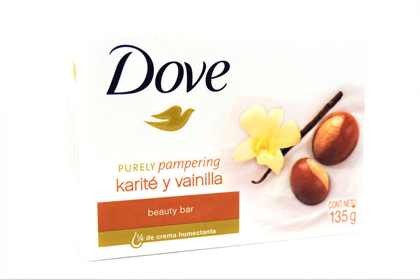 Dove Purely Pampering Butter & Vanilla Bar Soap, 1 ct.