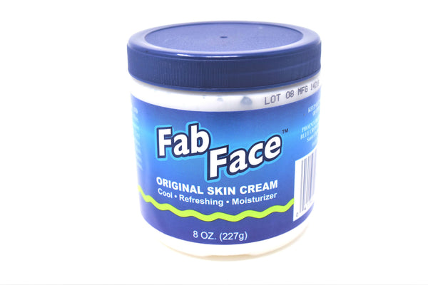 Fab Face Original Skin Cream, 8 oz.