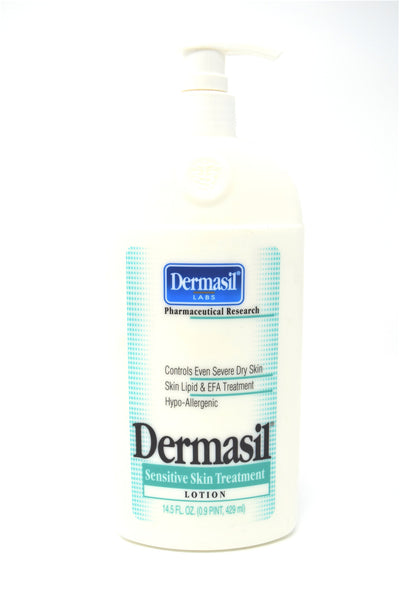 Dermasil Sensitive Skin Treatment Lotion, 14.5 oz.