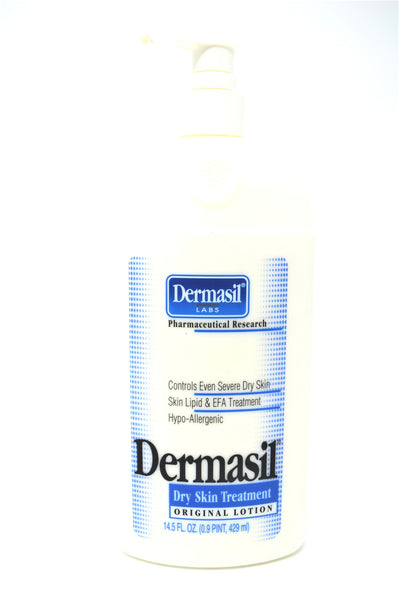 Dermasil Dry Skin Treatment Original Lotion, 14.5 oz.