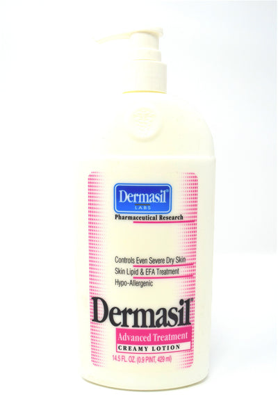 Dermasil Advanced Treatment Creamy Lotion, 14.5 oz.