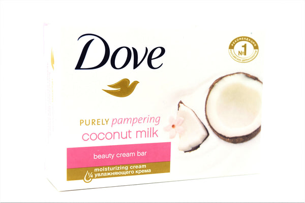 Dove Purely Pampering Coconut Milk Beauty Cream Bar, 1 ct.