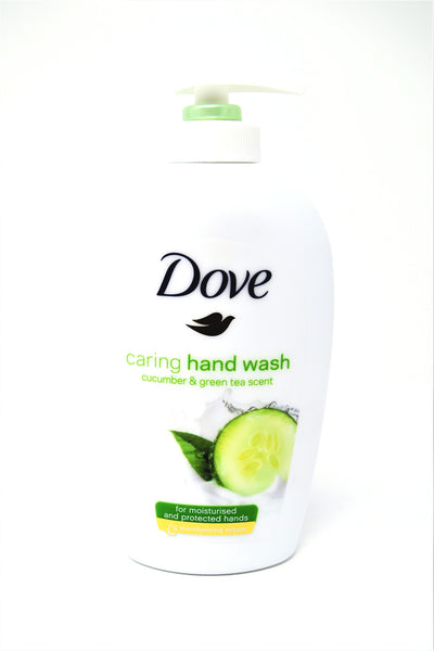 Dove Caring Hand Wash Cucumber & Green Tea Scent