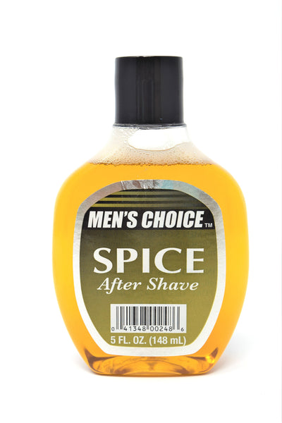 Men's Choice Spice Scent After Shave, 5 oz.