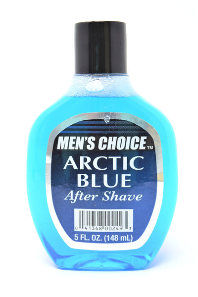 Care For Men After Shave Lotion Arctic Blue, 5 oz.