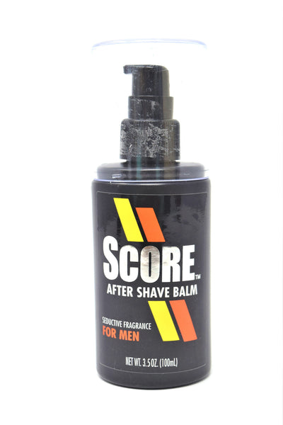 Score After Shave Balm For Men, 3.5 oz.