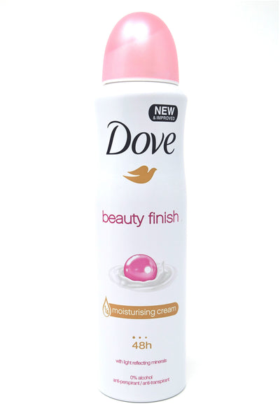 Dove Beauty Finish 48 Hour Antiperspirant Deodorant