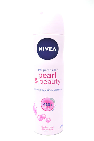 Nivea Pearl & Beauty Antiperspirant Deodorant