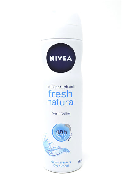 Nivea Fresh Natural Ocean Extracts 48 Hour Antiperspirant Deodorant