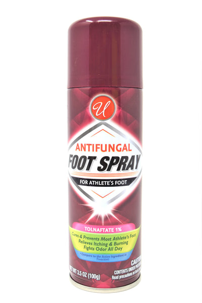 Universal Anti-Fungal Foot Spray For Athlete's Foot, 3.5 oz.