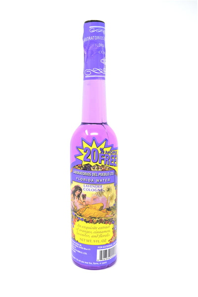Florida Water Lavender Cologne, 9 oz.