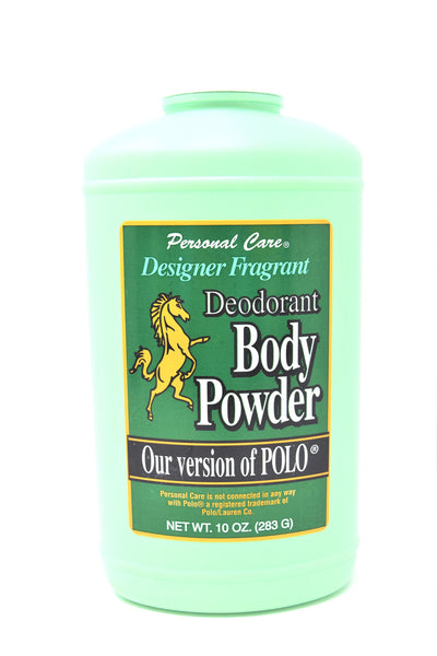 Personal Care Designer Fragrance Body Powder, 10 oz.
