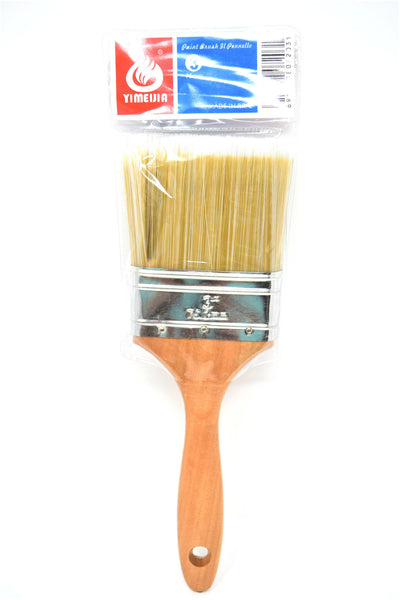 "3"" Paint Brush with Wooden Handle"