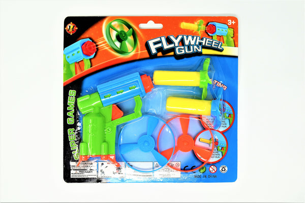 Flywheel Play Shooter Set