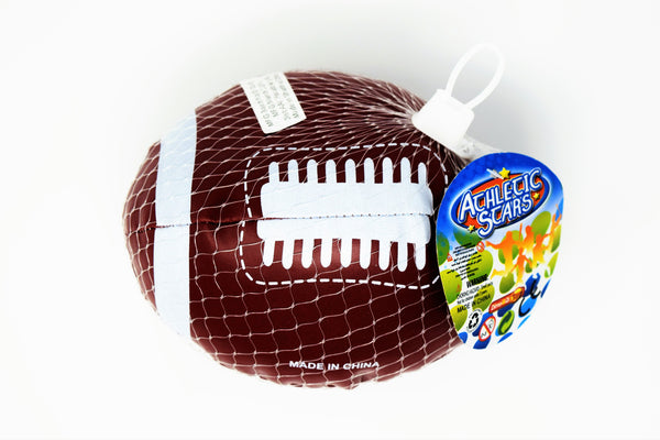 Athletic Stars Soft Football Toy