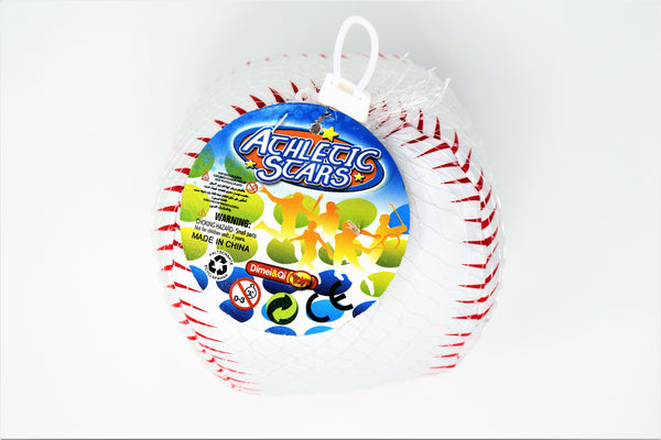 Athletics Stars Soft Baseball Toy