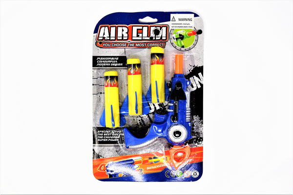 Air Shooter With Darts