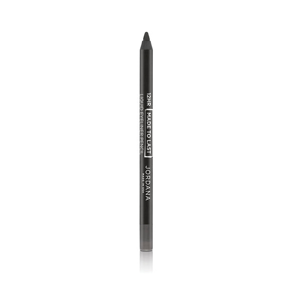Jordana 12 Hour Made To Last Liquid Eyeliner Pencil Charcoal Definition