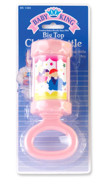 Baby King Chime Rattle