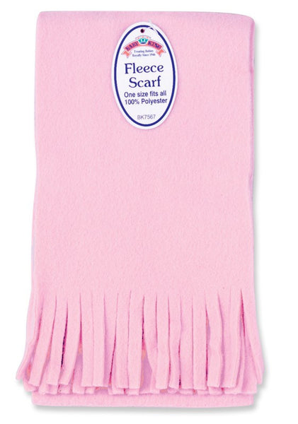 Baby King Fleece Scarf
