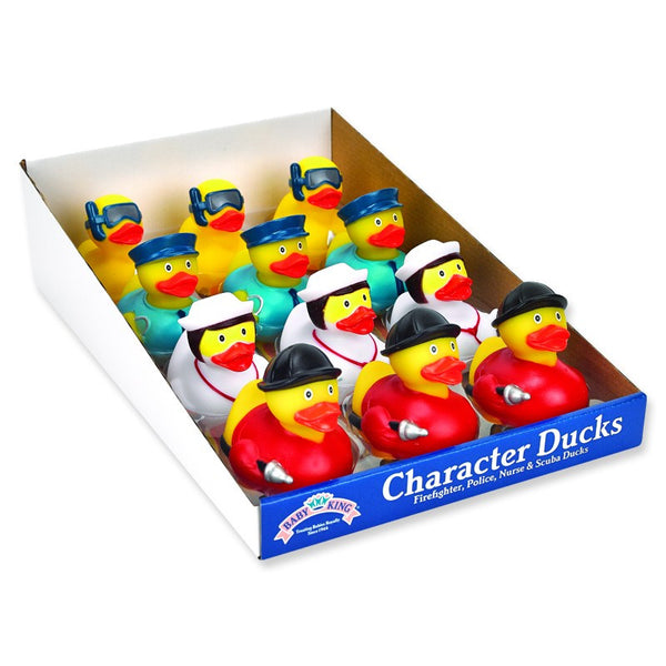 Baby King Character Ducks