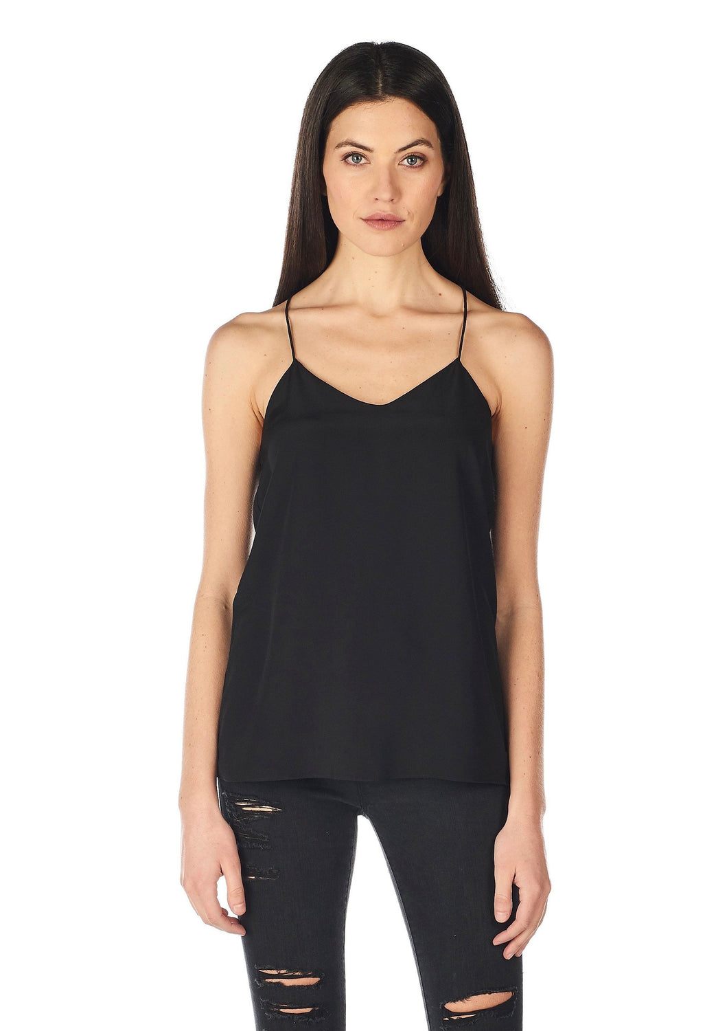 Signature Silk Cami