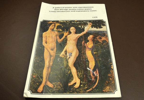Vintage Art Book The Nude by Malcolm Cormack 1985 Phaidon Press Reprint of 1976 First Edition Fine Art Nudes Book Plates Human Body - PlumsandHoneyVintage