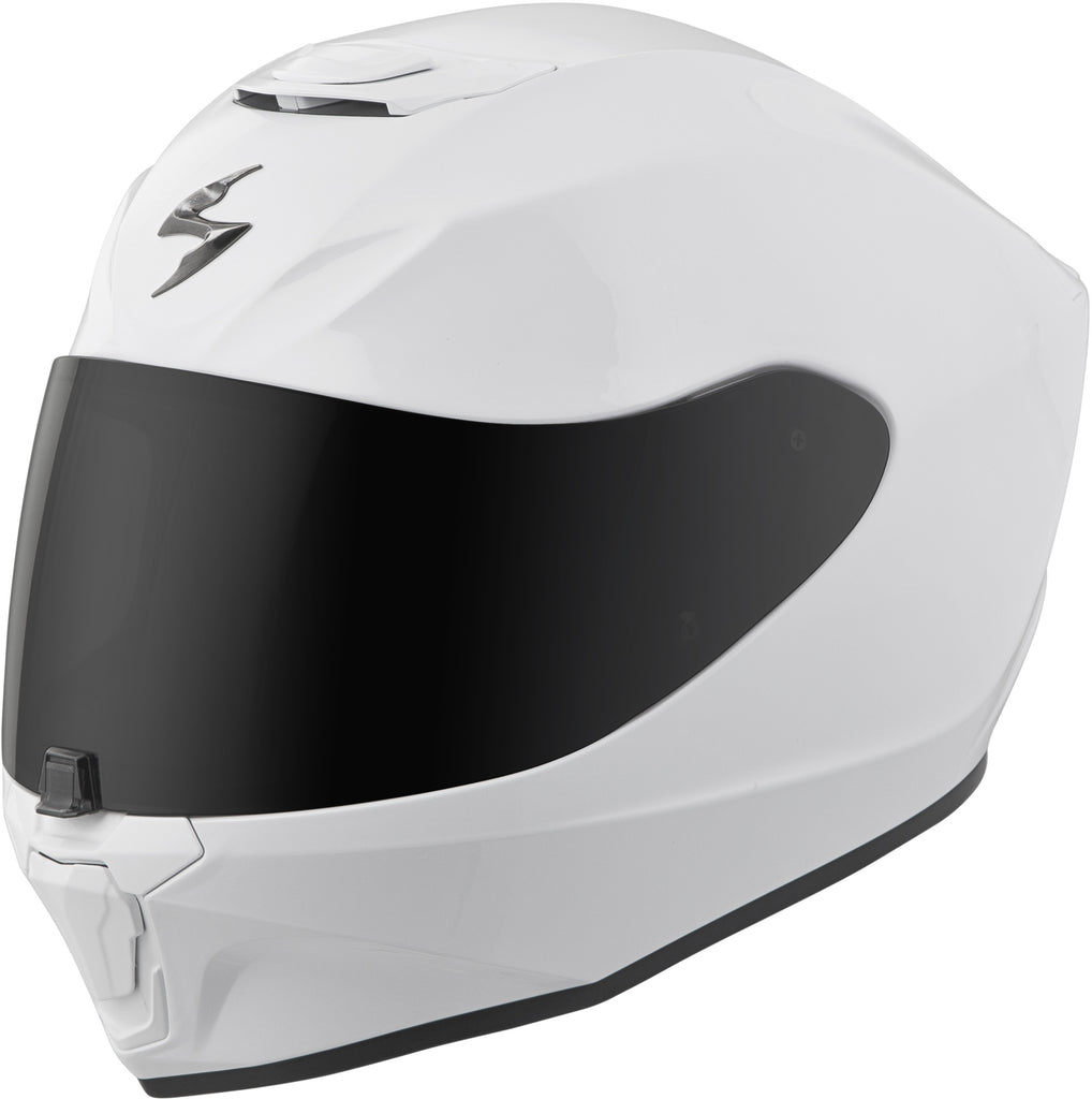 EXO-R420 FULL-FACE SOLID HELMET WHITE XS