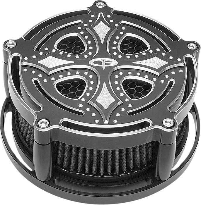 AIR CLEANER DARKSIDE BLACK