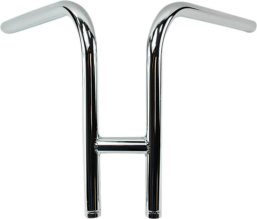 "ONE INCH Pre 82 RABBIT HANDLEBAR 12"" 18"" CHROME HARLEY DAVIDSON"