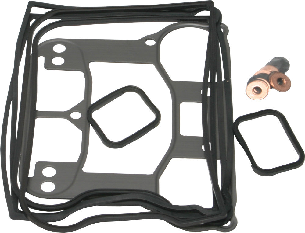 ROCKER BOX GASKET KIT EVO BIG TWIN