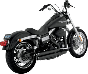 VANCE & HINES BIG SHOTS STAGGERED (06-11 DYNA)