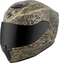 Load image into Gallery viewer, EXO-R420 FULL-FACE SHAKE HELMET GOLD M
