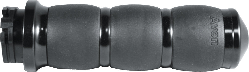 Velvet Air Grips Heated (Black)