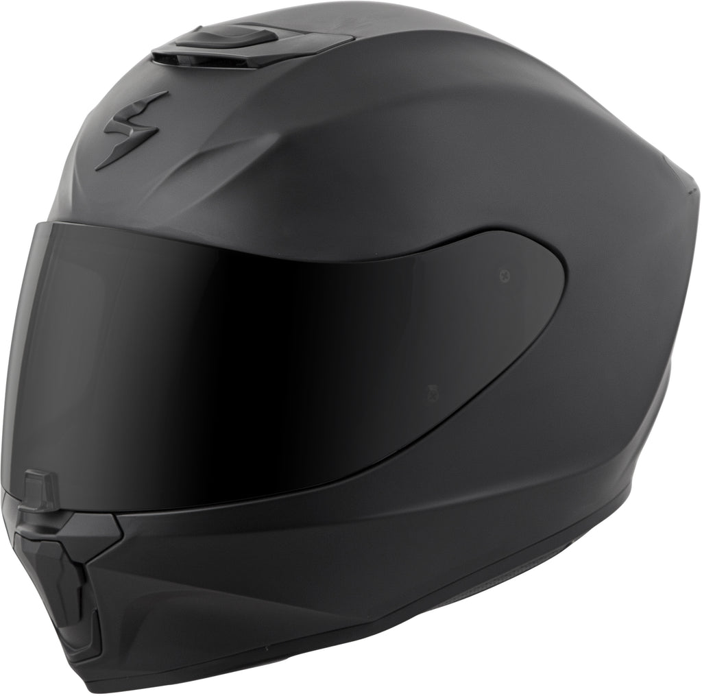 EXO-R420 FULL-FACE SOLID HELMET MATTE BLACK XS