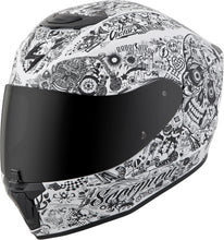 Load image into Gallery viewer, EXO-R420 FULL-FACE SHAKE HELMET WHITE X